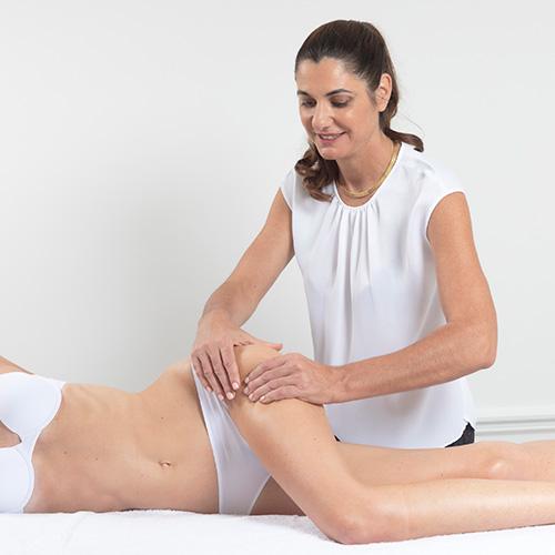 Cure signature Anne Cali massage