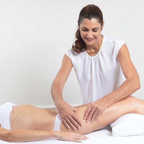 Cure signature massage amincissant
